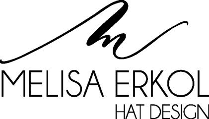 Melisa Erkol şapka tasarım logo